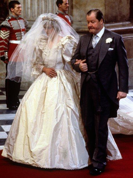 diana and charles wedding heart