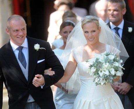 Zara and Mike's wedding - Heart