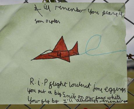 Flight Lieutenant Jon Egging