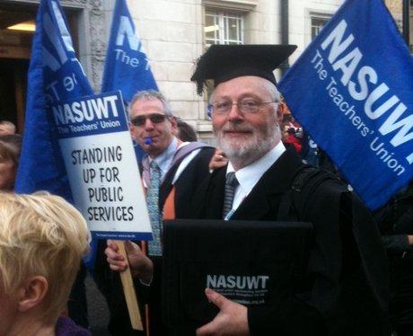 Chelmsford strike - NASUWT