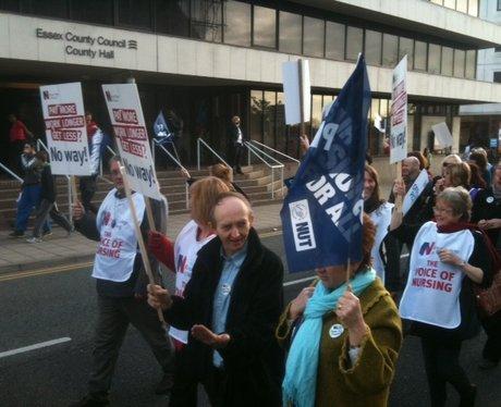 Chelmsford strike