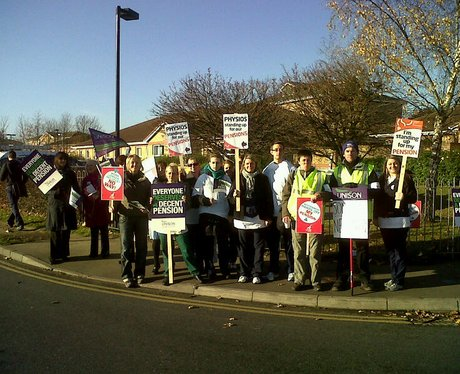 Workers in Colchester