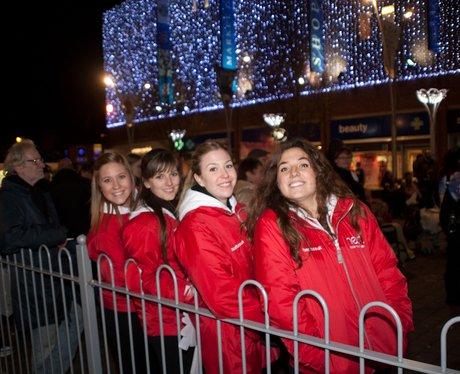 Great Yarmouth Christmas Lights 2011