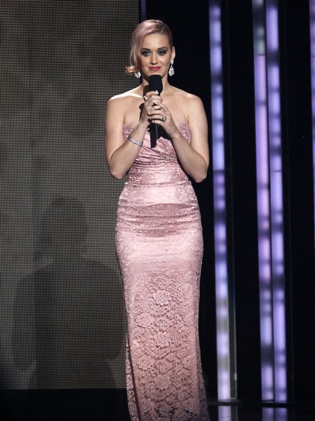 Katy Perry Grammy Nomination 2011