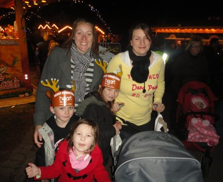 Rochester Light Switch On!