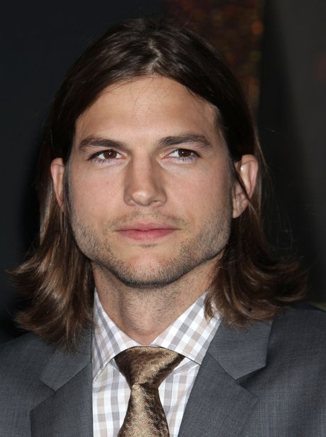 Ashton Kutcher arrives for the New Year's Eve prem