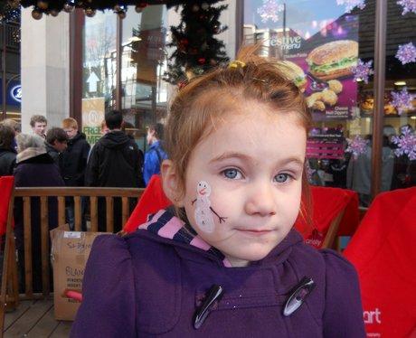 Chester Christmas Market Dec 3rd