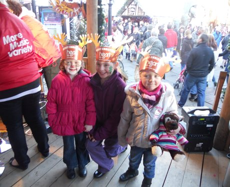 Chester Christmas Market Dec 3rd