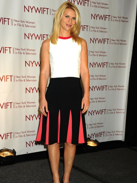 Claire Danes in New York