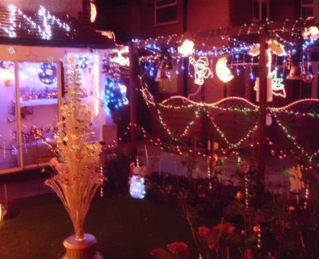 Festive Hertfordshire Homes