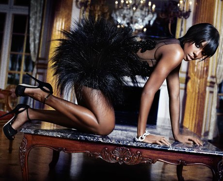 Kelly Rowland in Marie Claire