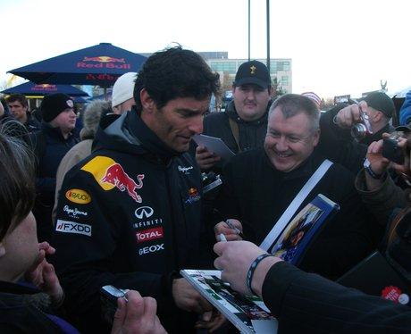 Mark Webber and Sebastian Vettel MK Red Bull Home