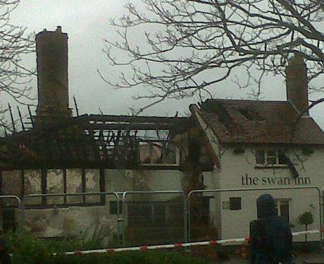 Milton Keynes Historic Fire