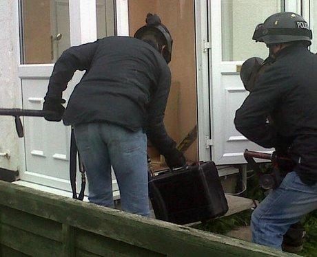 Essex Drugs Raids