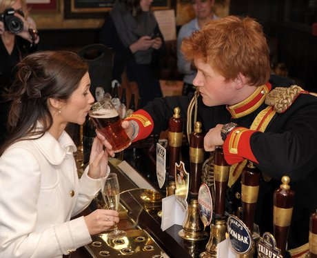 Prince Harry and Pippa Middleton look-a-likes
