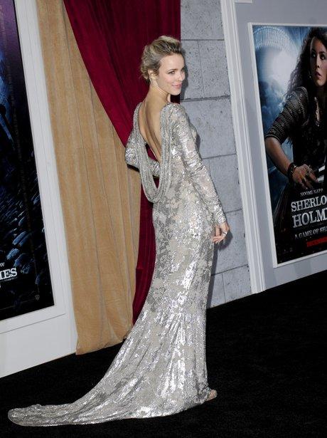 Rachel McAdams on the red carpet