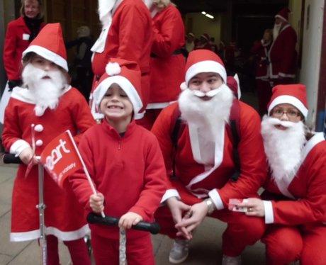 St Francis Hospice Santa Dash