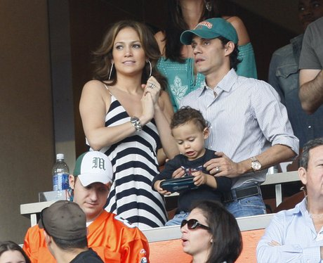 Max Anthony and Jennifer Lopez
