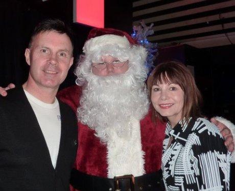 Rob & Chrissie 80's Night Dec 2011