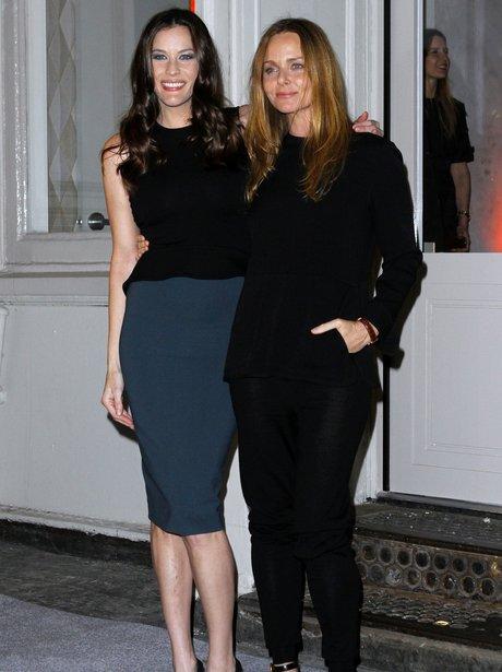 Liv Tyler and Gwen Stefani