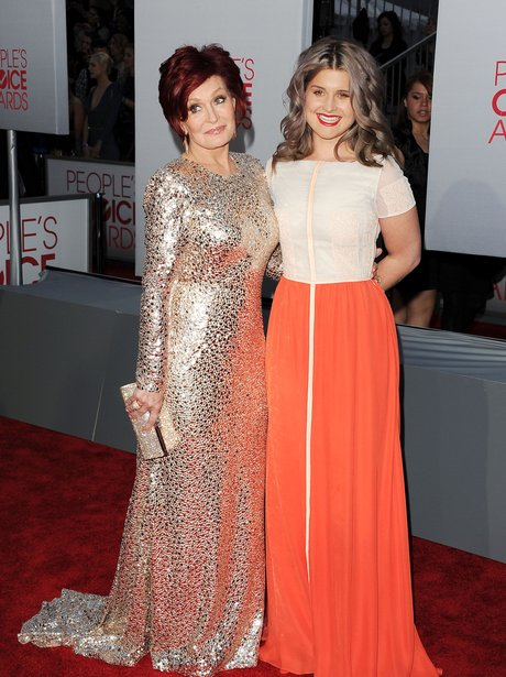 Sharon adn Kelly Osbourne