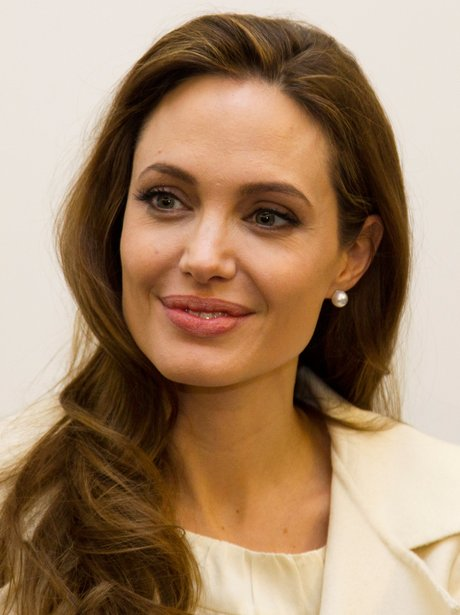 Angelina Jolie in Germany