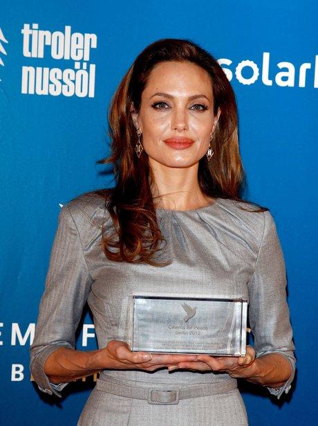 Angelina Jolie Cinema For Peace