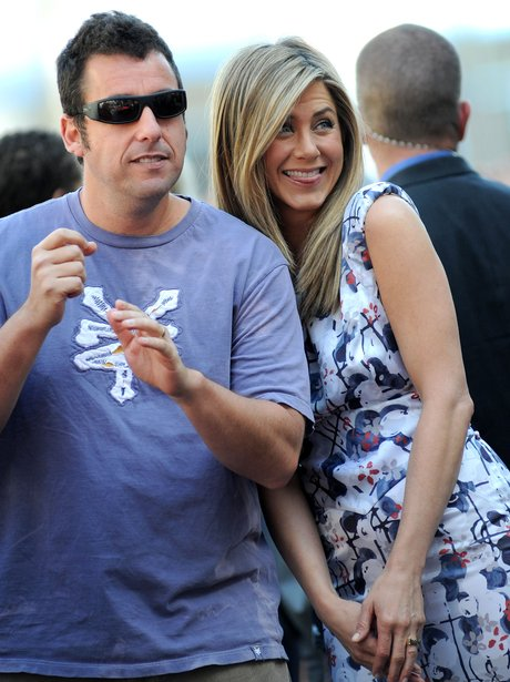 Jennifer Aniston Hollwood Walk of Fame