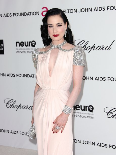 Annual Elton John AIDS Foundation's Oscar Viewing