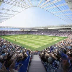 Bristol Rovers new stadium plan