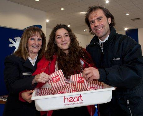 Heart Angel's Mobile Tuck Shop Suffolk