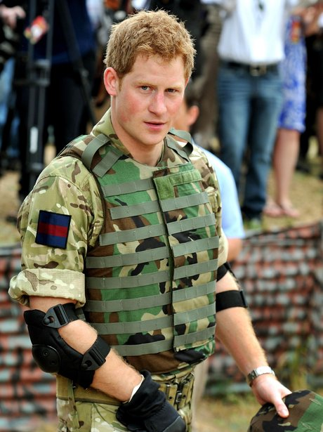 Prince Harry In Jamaica