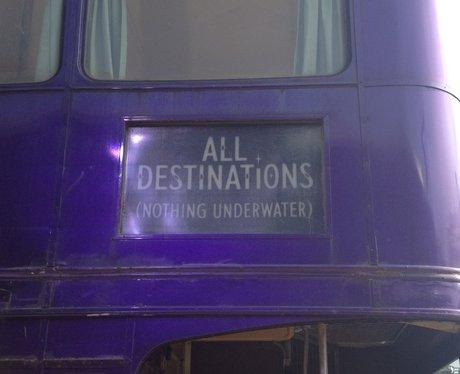 Harry Potter Studio Tour Watford