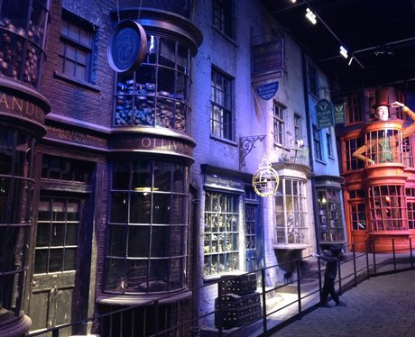 Harry Potter Studio Tour Watford