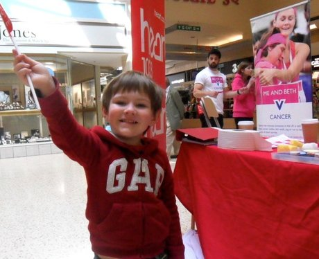 Race for Life Launches in Luton!