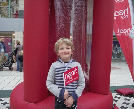 Winning Whirlwind at The Mall, Camberley