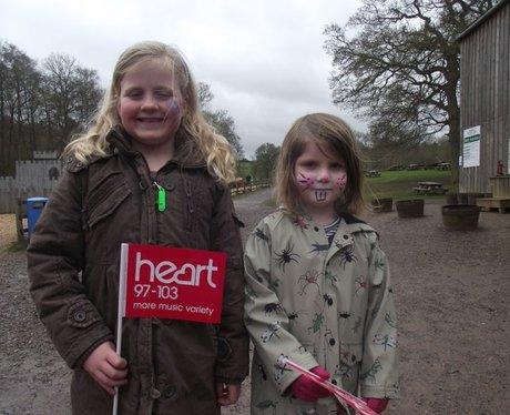 Easter at Bucklebury Farm Park