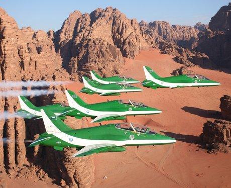 Saudi Hawks 2 - RSAF