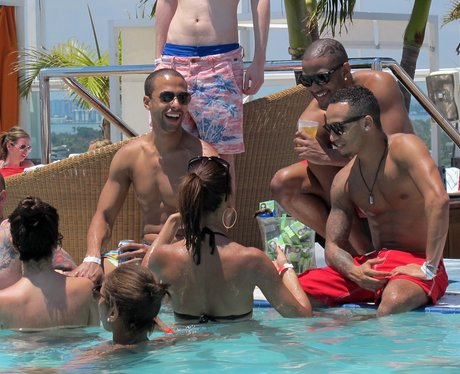 Marvin Humes Stag 'Do