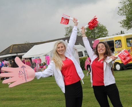 Race for Life Norwich Sat am Part 2