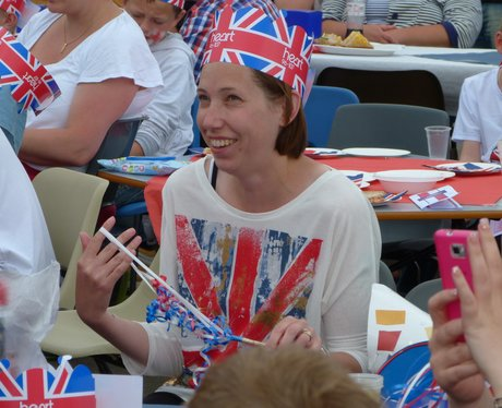 Angels at School Jubilee Parties