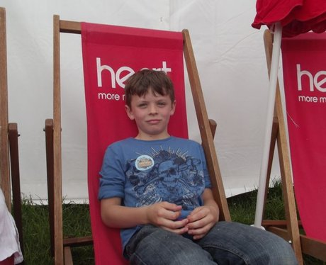 Heart at The Royal Bath & West Show Friday