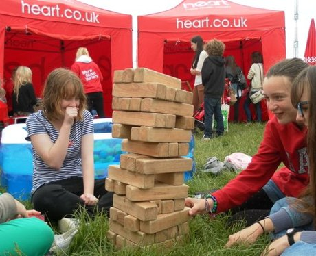 Heart at The Royal Bath & West Show Thursday