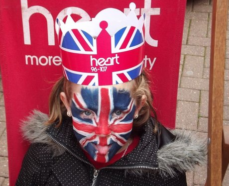 Heart Celebrates the Diamond Jubilee with Taunton
