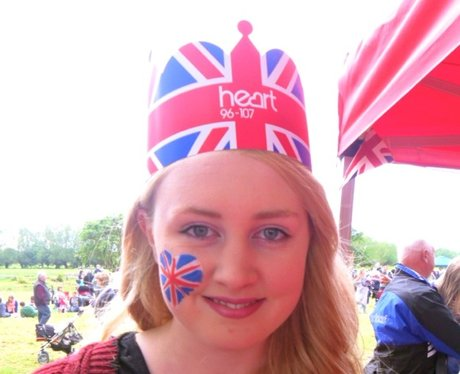 The Big Jubilee Lunch at Stony Stratford