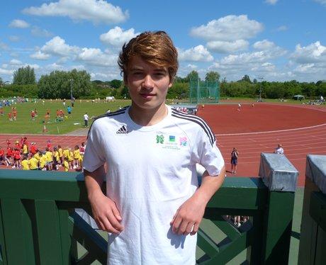 Cambridgeshire Schools Sports Day