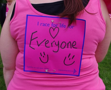 From the Heart Messages Wolverhampton Race for Lif