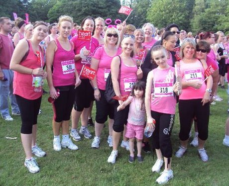 race for life crawley 2