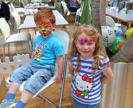 The Big Garden Party at Dobbies Garden World