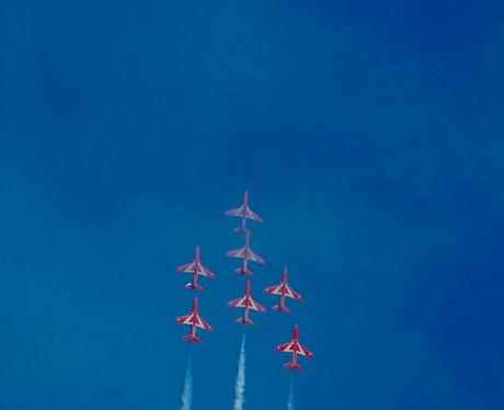 Lowestoft Air Festival (Sun 2012)
